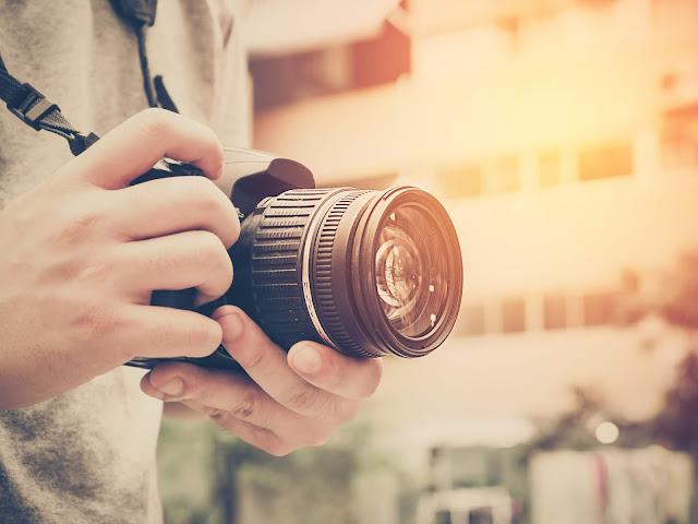 Hoje é dia de comemoração para os fotógrafos