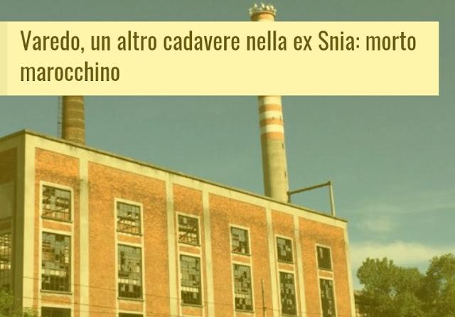 """للمرة الثانية في ظرف شهور ..العثور على مهاجر مغربي """"ميتا"""" باحد المصانع المهجورة ب ميلانو في ظروف عامضة"""