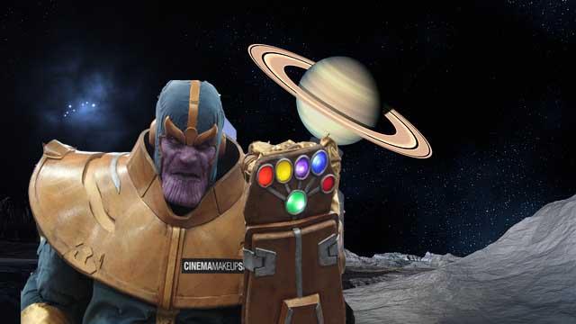 Thanos एक Super Villain है