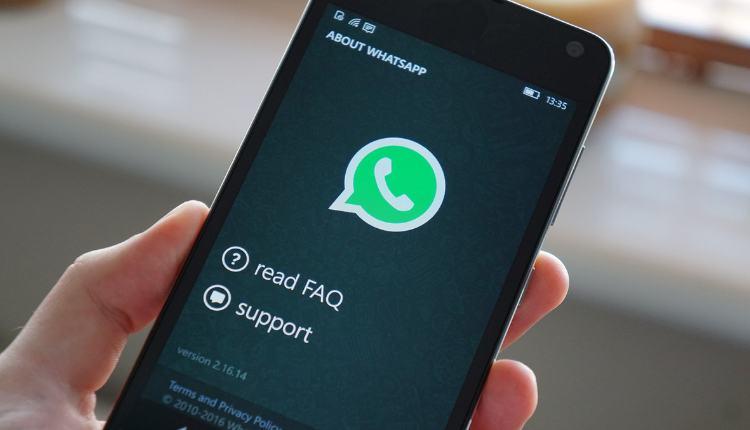 cara membuat tulisan unik di WhatsApp messenger
