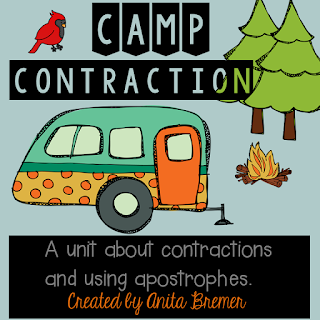 8 activities to practice learning about contractions