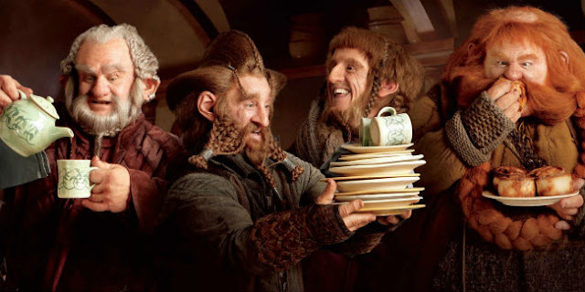 Enanos de «El hobbit, un viaje inesperado»
