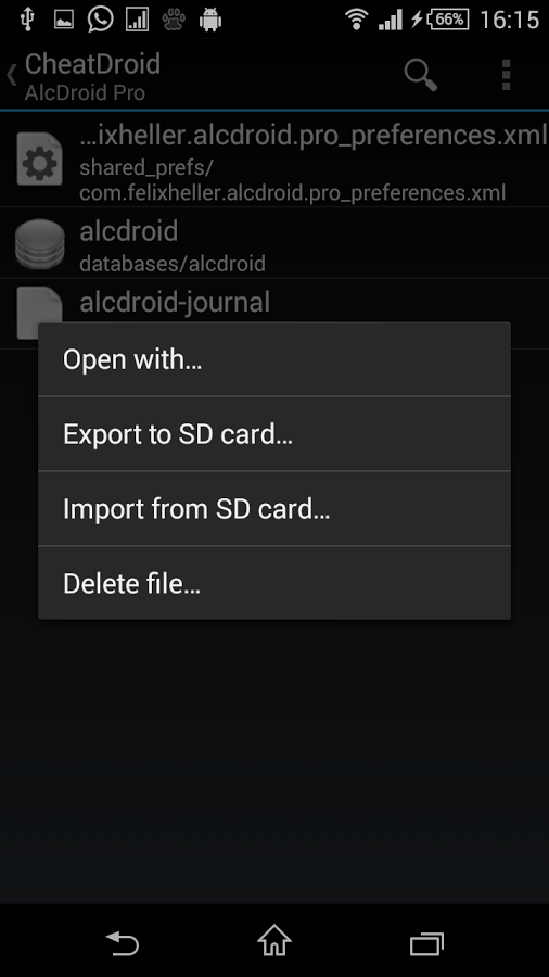 Cheat Droid Pro Apk (Root Only) Terbaru
