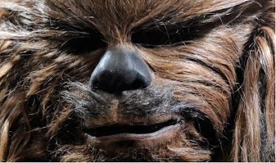 Wookiee-chewbacca