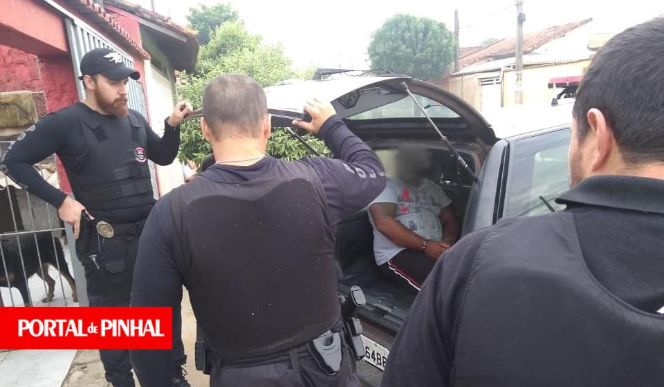 Operação da Polícia Civil prende 23 pessoas em Vargem Grande do Sul (SP)