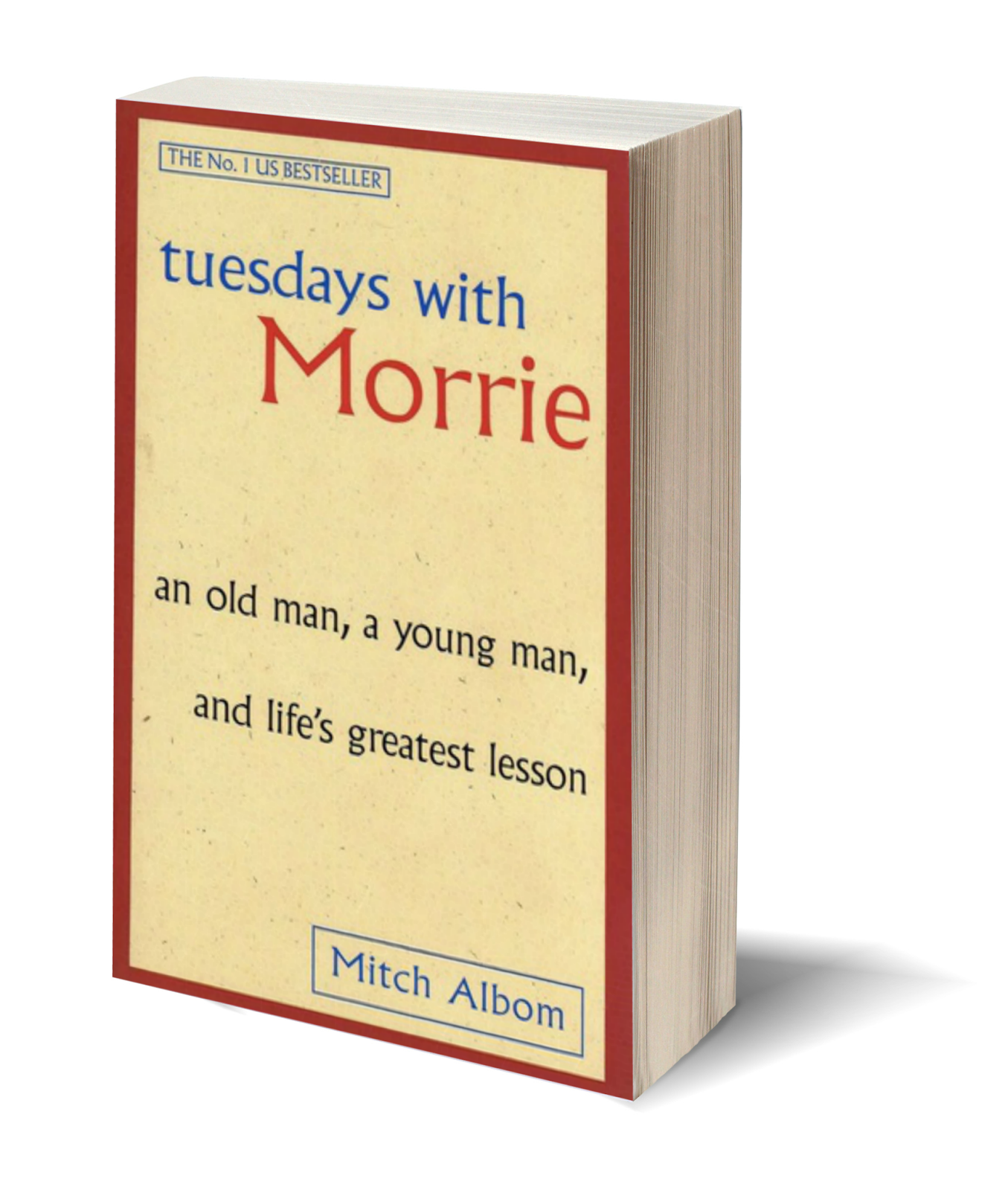 tuesdays with morrie essay thesis View essay - tuesdays with morrie essay from syg 2000 at university of florida tuesdays with morrie society and the individual dr william marsiglio september 24, 2015 in mitch alboms, tuesdays with.