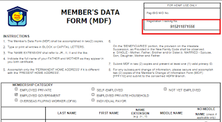 How to Register Pag-IBIG Using Online Registration Form