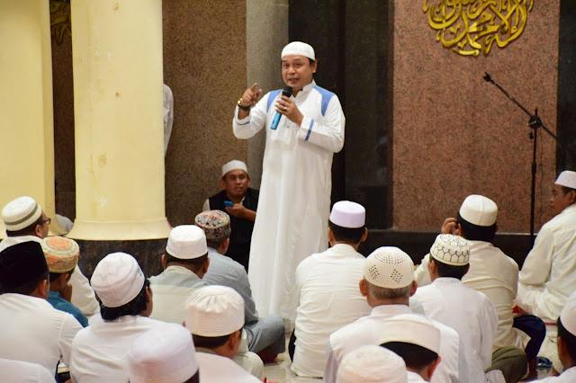 Catatan Jamaah Untuk Wakil Bupati Jaman Now