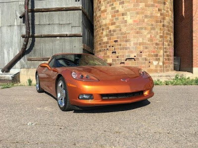 2007 Chevy Corvette For Sale Near Denver Colorado