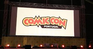 Quantas pessoas visitaram a Comic Con PT, na 1ª edição em Oeiras?