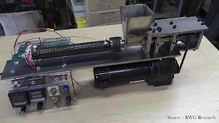 Filament extruder 3D Printer