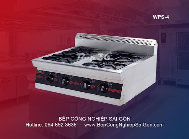 Bếp âu 4 kiềng WPS - 4