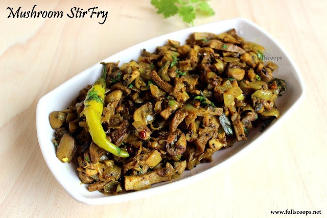 Mushroom StirFry