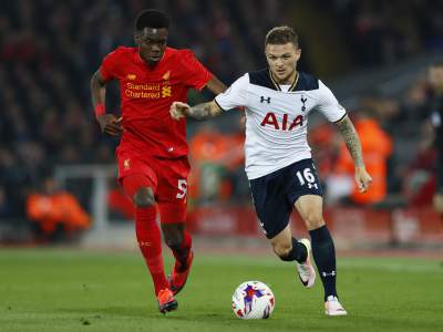 Trippier not going anywhere