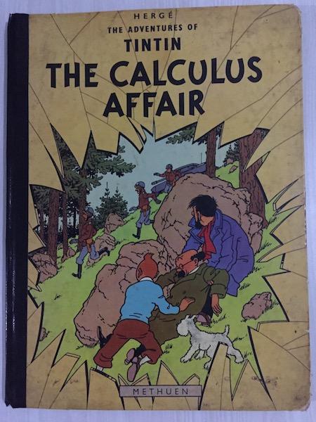 Download Komik Tintin Bahasa Indonesia Lengkap X