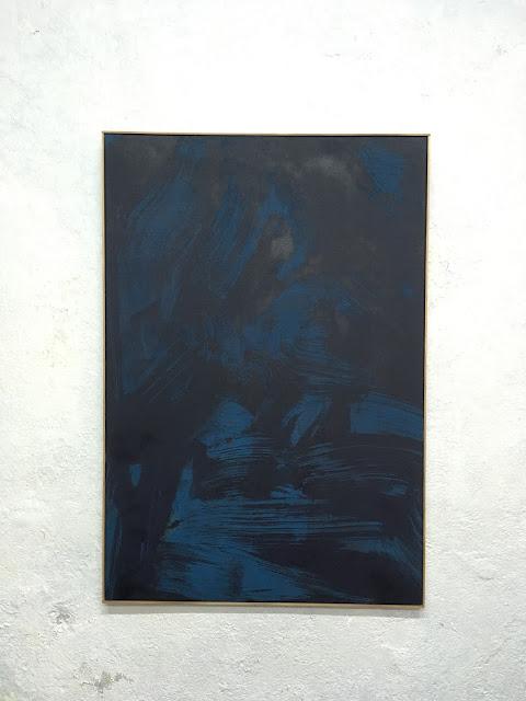 artiste peintre abstrait jean baptiste besancon