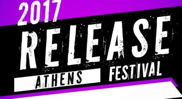 Ακυρώνεται η τρίτη μέρα του Release Athens Festival