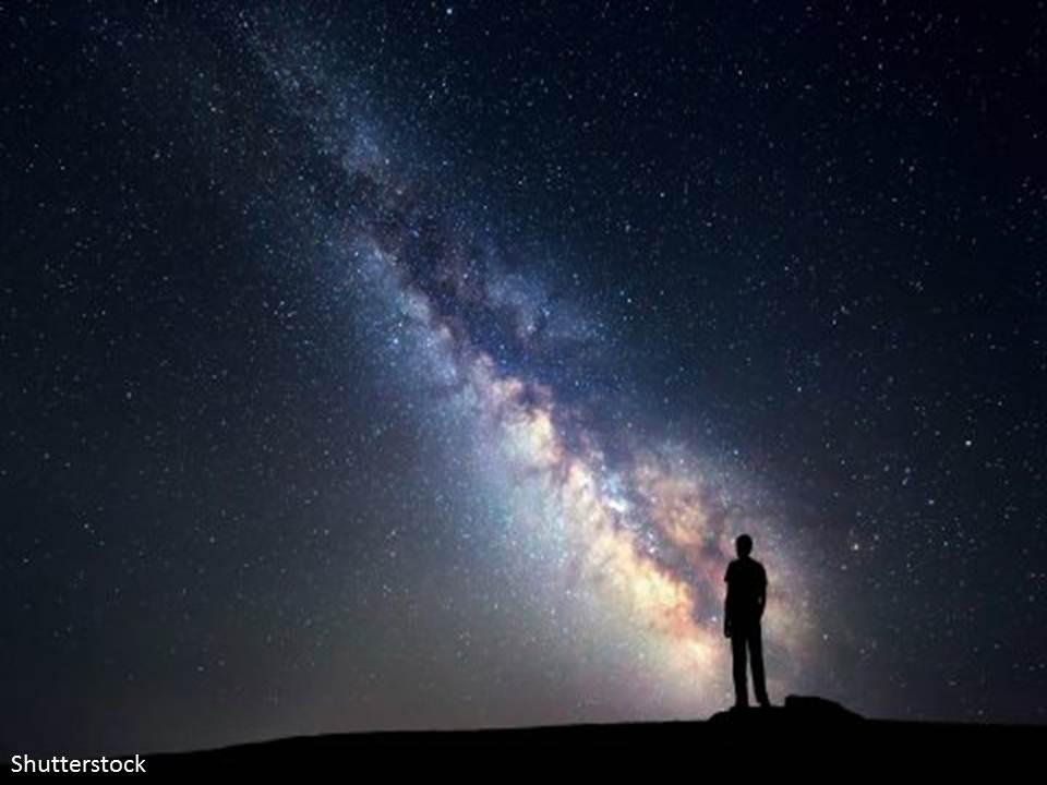 مفارقة أولبِرز ! إذا كانت السماء مليئة بالنجوم والمجرات؛ فلماذا تبدو مظلمة ليلاً ؟