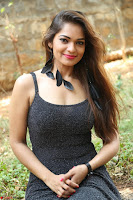 Aswini in lovely Deep Neck Sleeveless Black Dress Spicy Pics ~  Exclusive 04.JPG