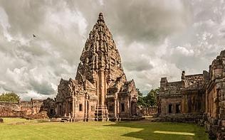 Phanom Rung Tarihi Parkı, Tayland