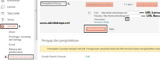 jangan pernah menghapus postingan blog