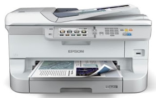 Epson WORKFORCE PRO WF-8510DWF Driver Download For Windows and Mac OS