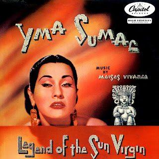 Yma Sumac, Legend of the Sun Virgin