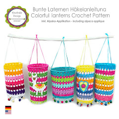 Bunte Laternen mit Alpaka Ebook PDF