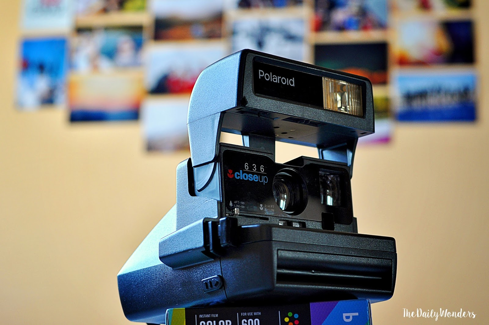 Polaroid instax camera aparat