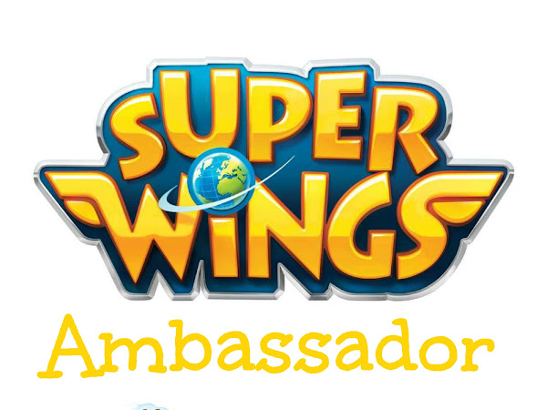 We Are A Super Wings Ambassador
