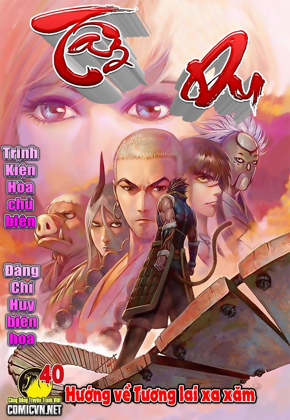 Tây Du chap 40 page 1 - IZTruyenTranh.com