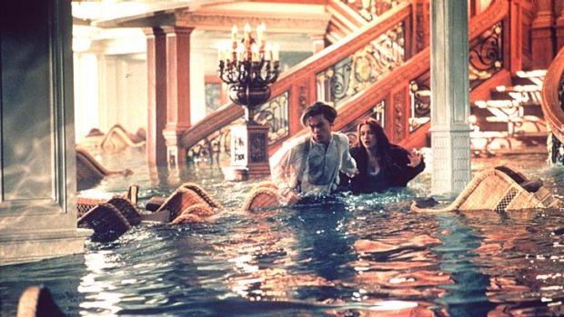 review dan sinopsis film titanic 1997 nama film