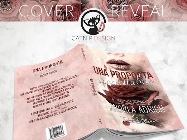 Cover Reveal Una Proposta Inaccettabile Di Andrea Adrich