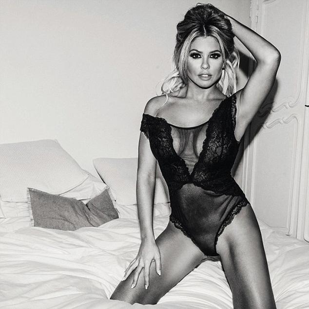 Νέα sexy φωτογράφηση της κόρης του Paul Gascoigne, Bianca