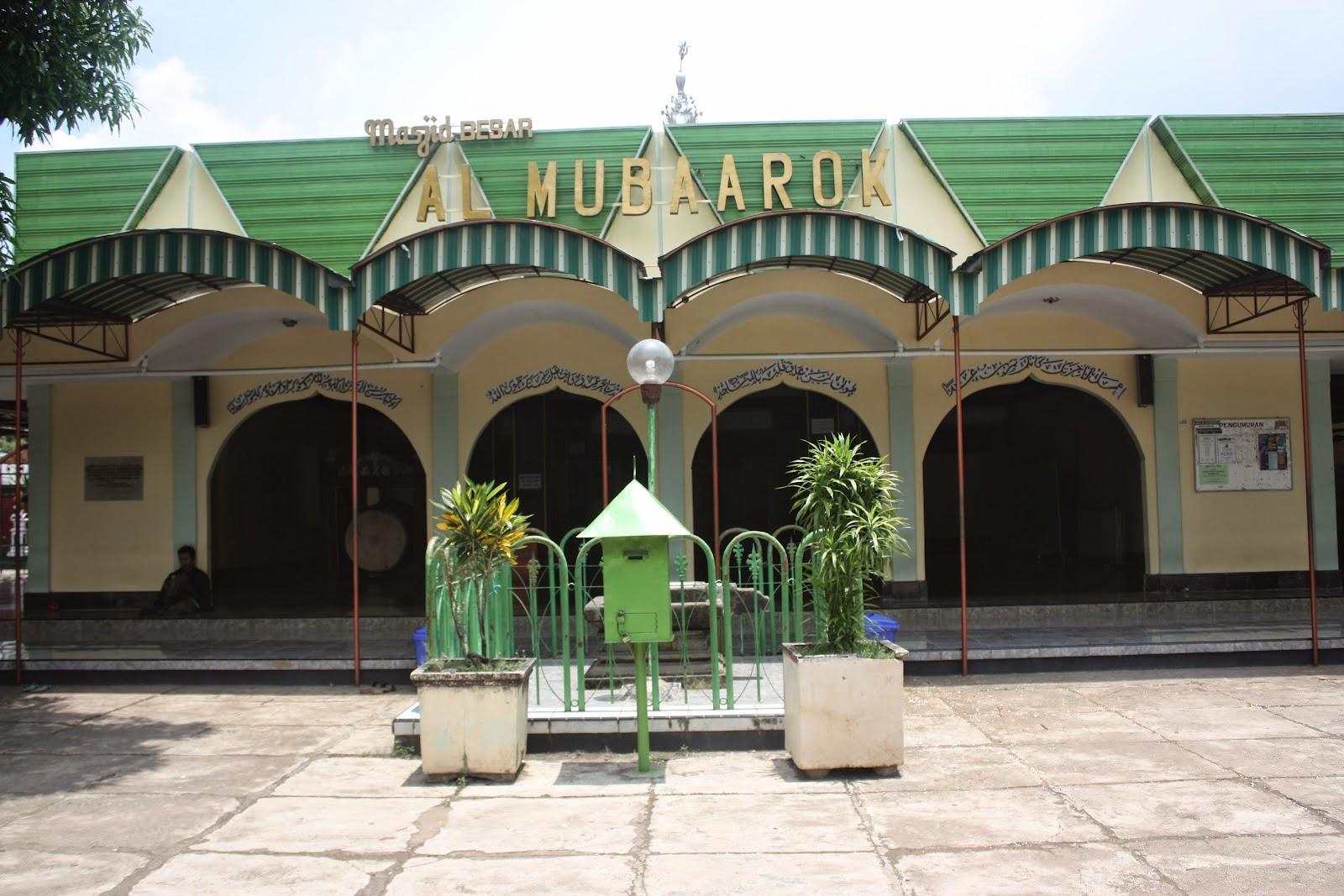 Masjid Yoni al-Mubarok