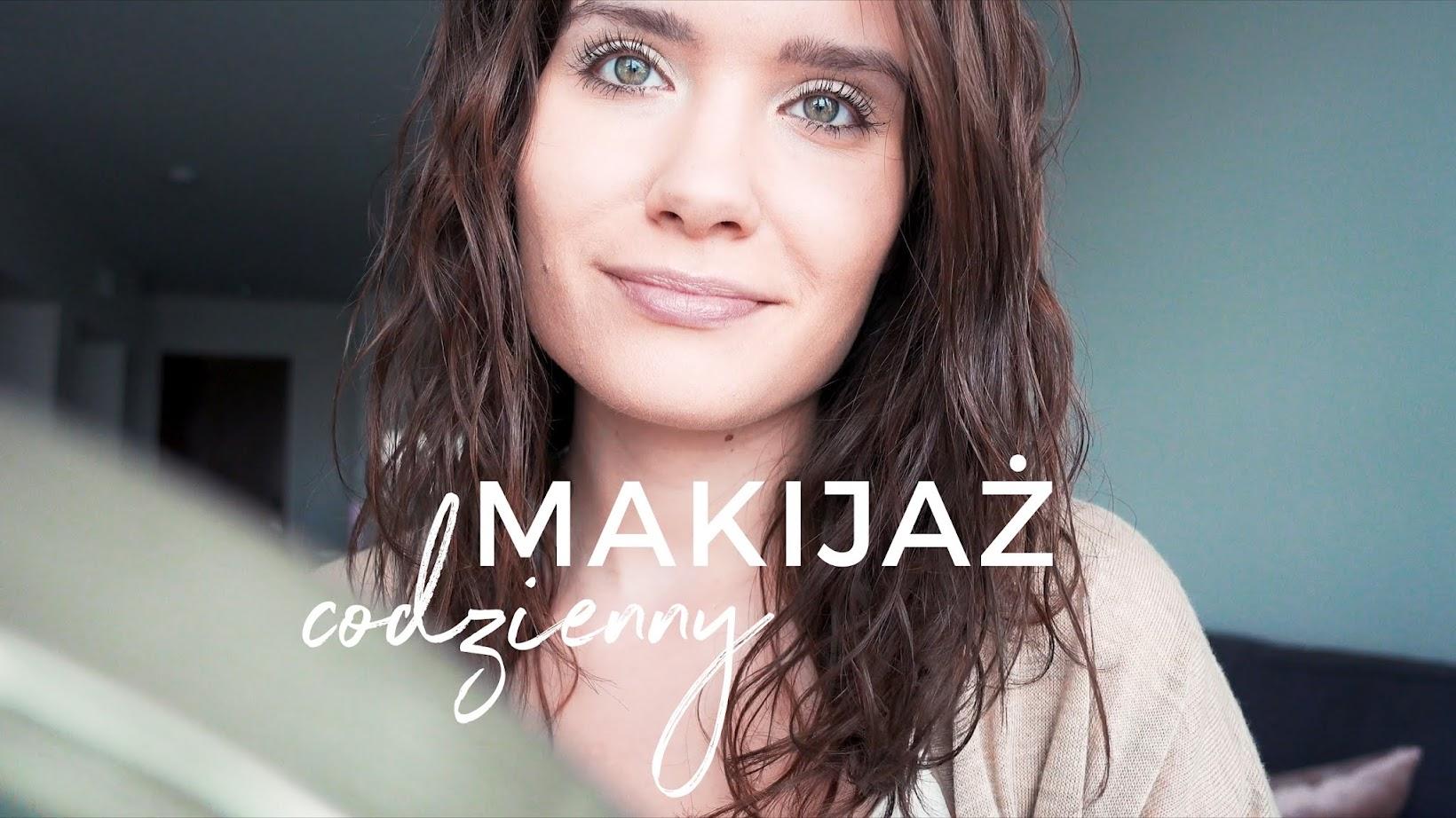 Rozświetlający Makijaż Powiększający Oczy | Cera Trądzikowa | 4K