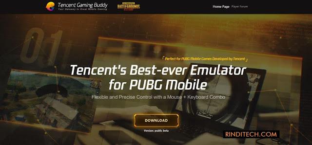 Cara Mudah Main PUBG Mobile di PC Komputer Emulator RESMI