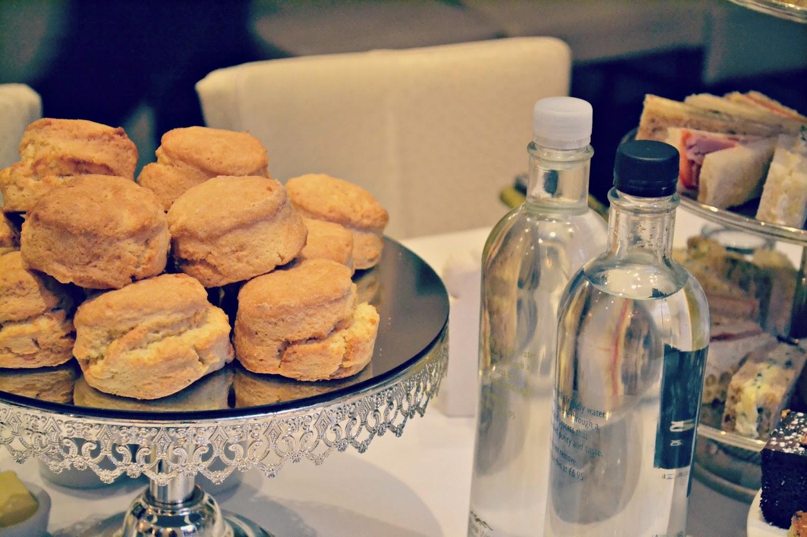 Harington House cream tea scones jam