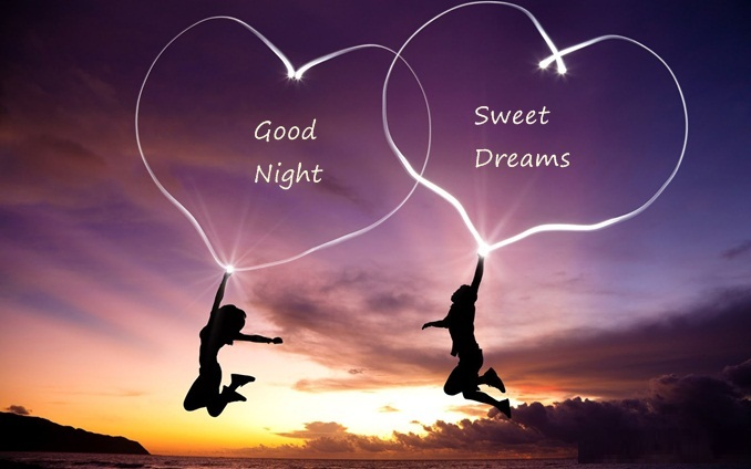 20 Romantic Good Night Messages & Sms for Girlfriend ~ Whatsapp