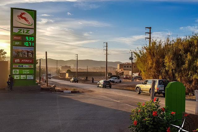gasolinera de Khénifra