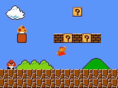Video Juego Super Mario Bros