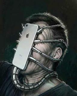 Jangan Terlalu Lebih Ber-Gadget
