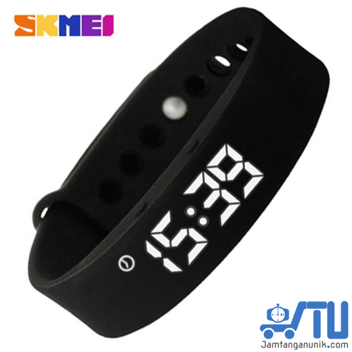 Jam tangan skmei fitness tracker original penghitung langkah kaki kalori dan monitor kualitas tidur
