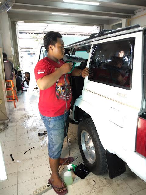 Kaca film panggilan Sidoarjo Surabaya info pemasangan 085236145052