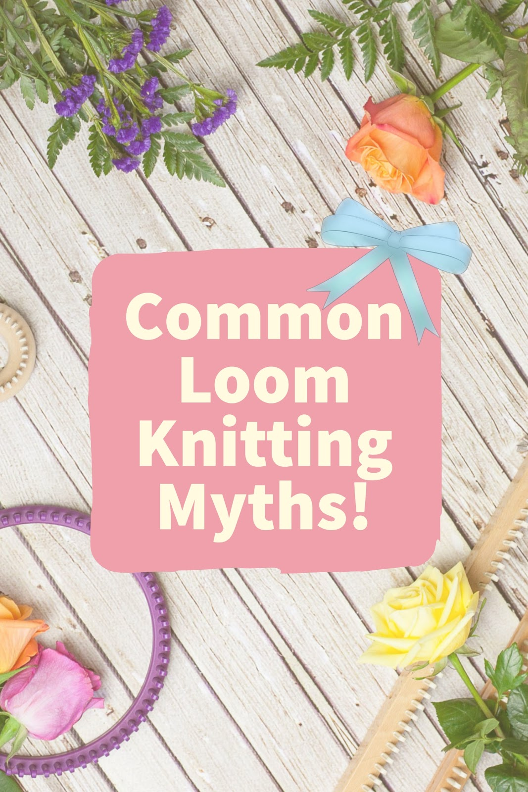 Loom Knitting Questions : Loom knitting by this moment is good