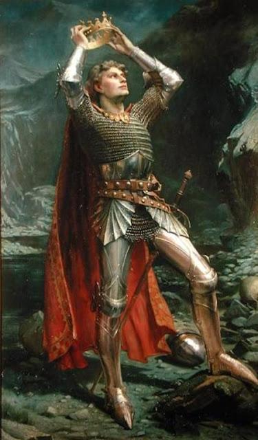 mythe homme roi-arthur-charles-ernest-butler