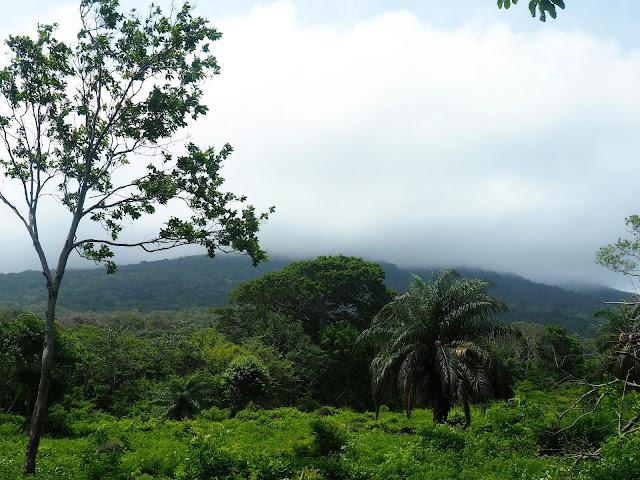Hiking on Ometepe Island, Nicaragua