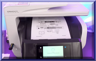 Scan to a Computer on HP OfficeJet Pro 8730