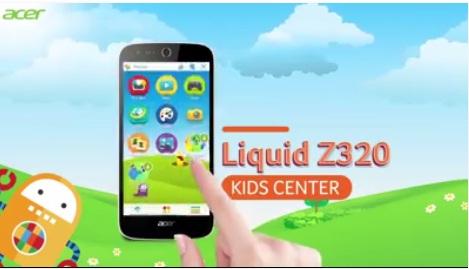 HP Acer Liquid Z320