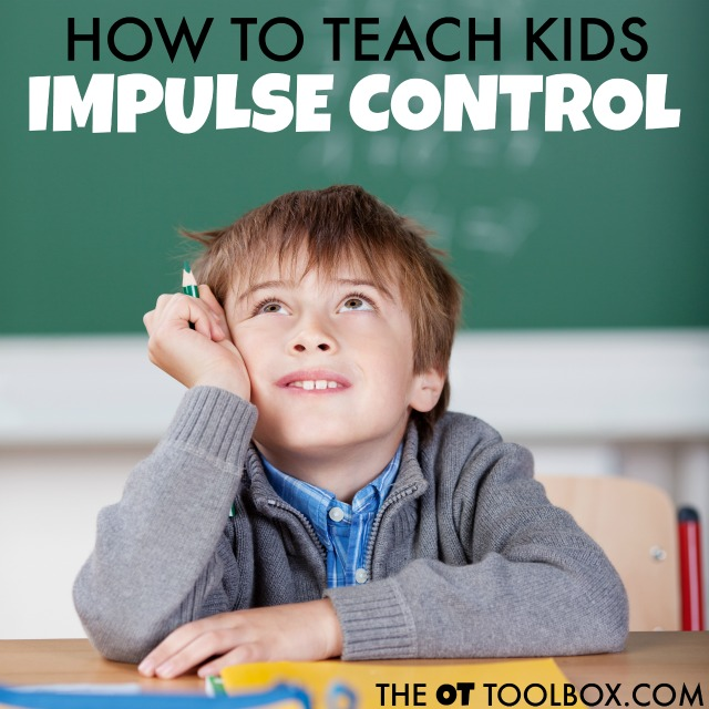 Use these strategies to teach kids impulse control in the classroom for better learning, focus, attention, and self-control.